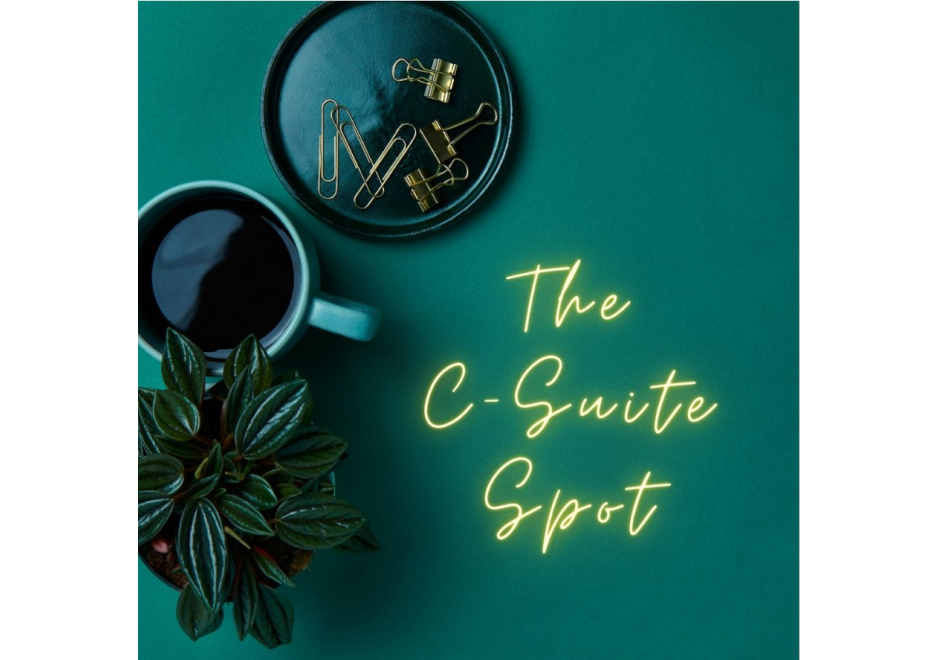 Introducing our 4th podcast series: The C - Suite Spot