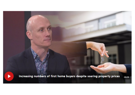 Alexander PR: First home buyers on the rise despite soaring house prices